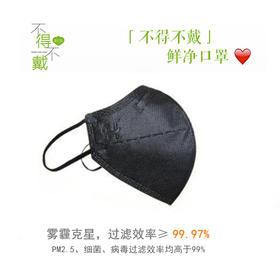 【顺丰包邮春节不休】鲜净N95透气口罩可水洗防流感防病毒