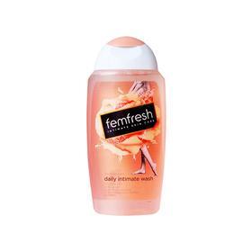 英国femfresh 芳芯 女性私密洗护液 洋甘菊经典香型 250毫升