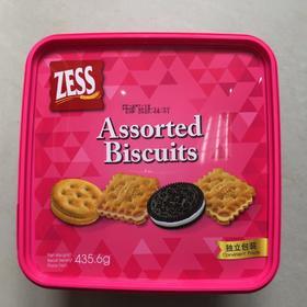 马来西亚进口 杰思牌什锦饼干