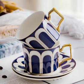景德镇 ins北欧风情侣咖啡对杯