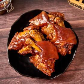 """猪蹄中的""""劳斯莱斯"""",一小时热卖万只!鲜香扑鼻,弹糯诱人!丹麦进口皇冠猪蹄,36种名贵香料卤制"""