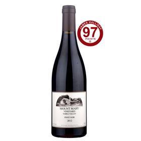 【闪购】梦玛丽酒庄黑比诺干红葡萄酒2012/Mount Mary Pinot Noir 2012