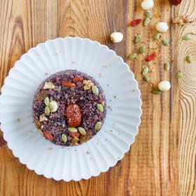 【立家】有机紫糯八宝饭