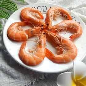 厄瓜多尔白虾 原盒4斤装 规格:30-40