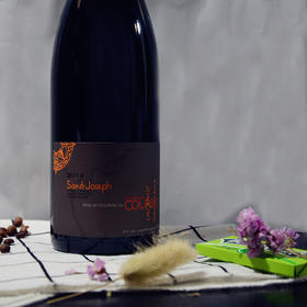 【周周惠】Domaine Courbis Saint Joseph 2014 2014年戈壁庄园圣约瑟夫干红葡萄酒