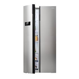 海信(Hisense)453升 对开门冰箱 风冷无霜 电脑控温 LED触摸显示屏 节能静音 BCD-453WFK1DQ