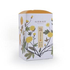 菊花普洱茶-乌金踏雪