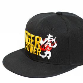 【虎之力】原创设计刺绣棒球帽