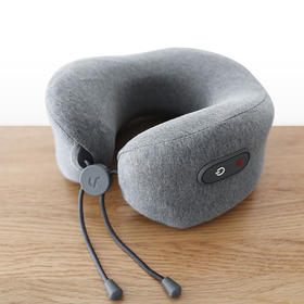乐范充电加热按摩颈枕
