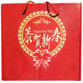 新春苹果 平平安安最是真 送礼年货礼盒