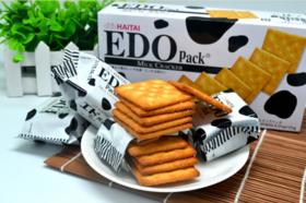 EDO PACK 牛奶饼172g