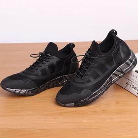 麦包包-英国Clous Krause 新款韩版男士牛皮板潮流百搭运动休闲鞋