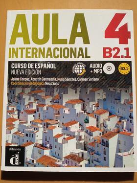 AULA INTERNACIONAL 4 B2.1
