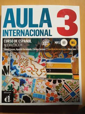AULA INTERNACIONAL 3 B1