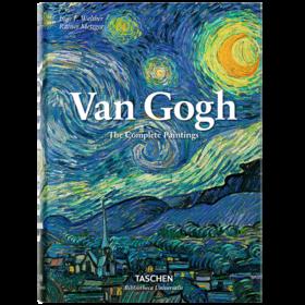 【德国TASCHEN】Van Gogh,梵高