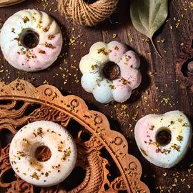 窝糕点 甜甜圈松糕 360g/盒