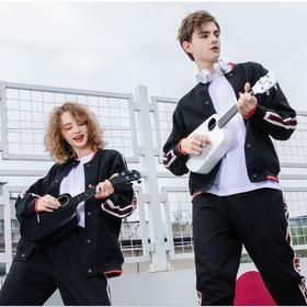 【智能乐器】populele2智能尤克里里2代碳纤维APP教学23寸小吉他