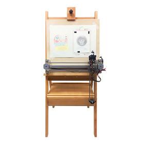琥珀速写机器人艺术家