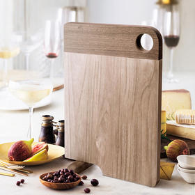 【可立式菜板】VELOSAN德国胡桃木拼相思木菜板