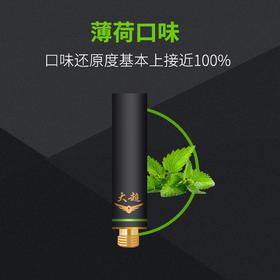 大超 烟弹补充装  薄荷味(5个装,注意仅含烟弹)