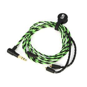 【MMCX线材】DYT M1专属黑绿配色 HIFI线