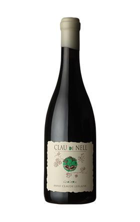 羡鹤飞果洛干红葡萄酒2015/Clau de Nell Grolleau 2015