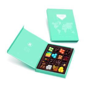 LISMIS环游世界巧克力糖果礼盒
