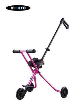 瑞士micro迈古溜娃神器trike宝宝便携式米高推车简易遛儿童推车