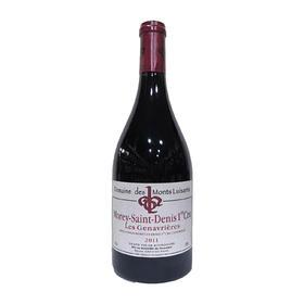 【Newsletter】Domaine des Monts Luisants Morey Saint-Denis Les Genavrieres 1er 2011禄仙庄园莫雷圣丹尼斯歌娜斯园干红葡萄酒