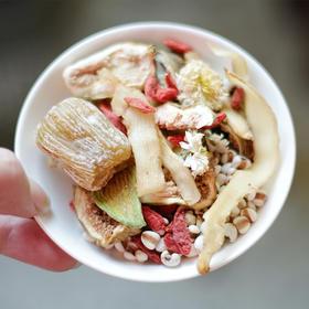 【磨功夫】春季时令汤羹 | 香菊玉竹汤 | 温良滋润| 清香悠长 | 食材清甜