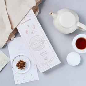 [金丝滇红]甘甜清冽 蜜香十足 15包/盒*2盒