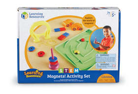Learning Resources磁铁物理学习教具+Dr.S赛先生STEM在线直播课程