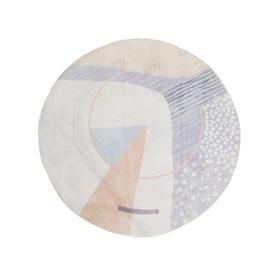 【陌希】莫扎特01 圆形北欧客厅家用地毯