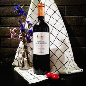 【周周惠】Chateau Haut-Bellevue 2012 2012年尚贝乐古堡干红葡萄酒