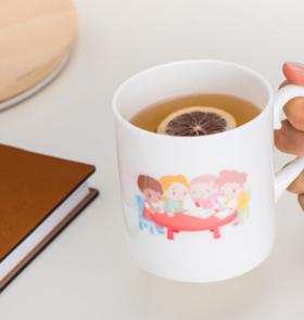 马克杯印照片定制logo 杯子diy订制广告杯陶骨瓷杯创意七夕礼物