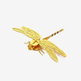 酷巴斯3D纸拼图-昆虫拼拼拼【图案随机发】
