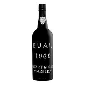 【限量8瓶】1969年戈顿年份布尔马德拉 Cossart Gordon Bual 1969