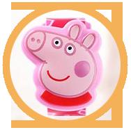 赠品 小猪佩奇手表