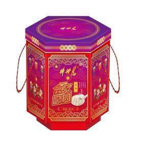 棒棰岛汤圆礼盒元宵黑芝麻红枣果仁什锦纯手工速冻冷冻速食甜品