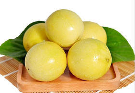 现摘现发 甜到颠覆的黄金百香果 打开直接吃 无需加蜂蜜  精品特选大果5斤装  新鲜水果