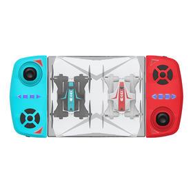 ZowFun 智能对战无人机 红外对战 360°特技翻转 两只装