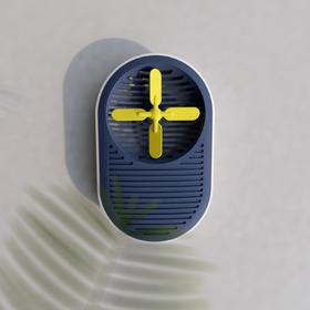【滚蛋吧 樟脑丸】日本无机材料 衣柜的守护者 防潮防蛀防臭 3个装