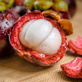 精选 | 水果皇后泰国山竹 水嫩清甜 当季新鲜 降噪清凉解热 5A级5斤装 空运直达