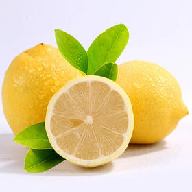 【地标】四川安岳资阳黄柠檬新鲜现摘5斤装