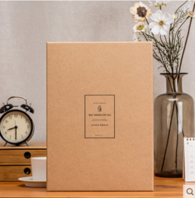 纪念册毕业相册包装盒影集盒礼盒定制