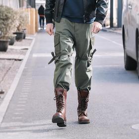 【二战美军通用作战裤】M43纯棉野战长裤