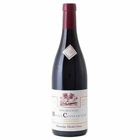 【闪购】葛罗之子庄园勃艮第上夜丘干红葡萄酒2015/Domaine Michel Gros Bourgogne Hautes Cotes de Nuits Rouge 2015