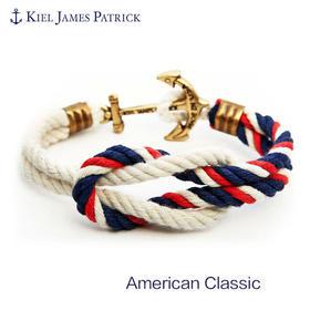 KJP美国原装进口 欧美时尚甜美手链 海神系列 情侣款Love at Sea