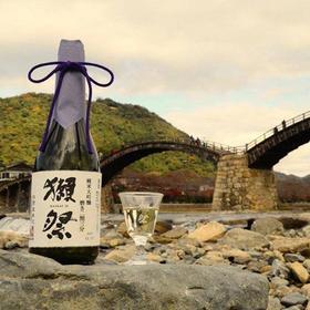 [獭祭]23二割三分山田锦纯米大吟酿清酒720ml