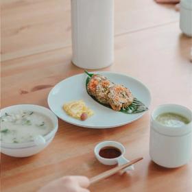 设计师款 | 闲食自然餐具12件套(景德镇顺丰48小时发货)